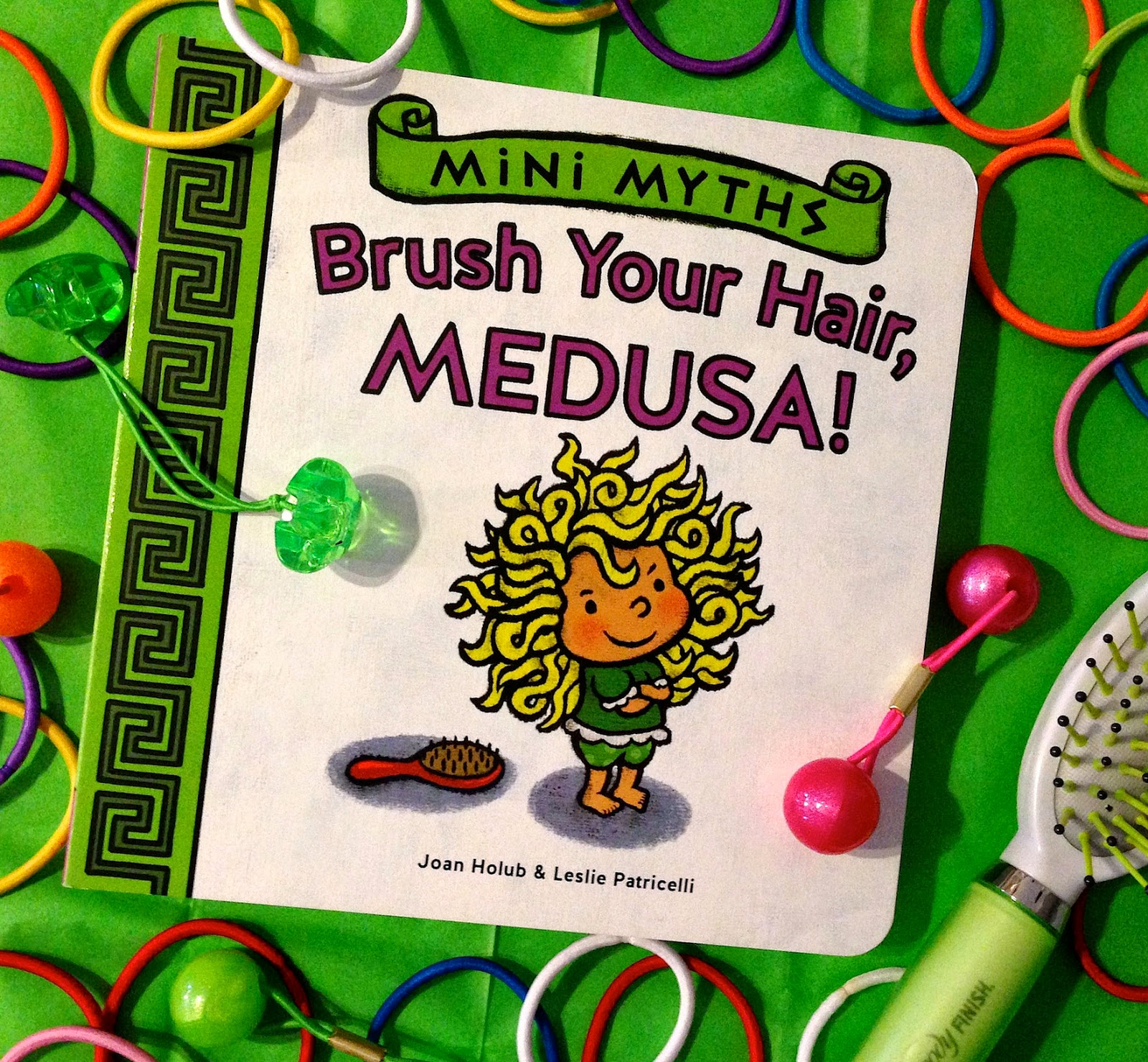 http://www.amazon.com/Mini-Myths-Brush-Your-Medusa/dp/1419709534/ref=pd_sim_b_3?ie=UTF8&refRID=1DFKGZF74WSZC6GPTNHQ