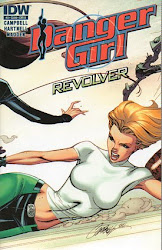 Danger Girl Revolver