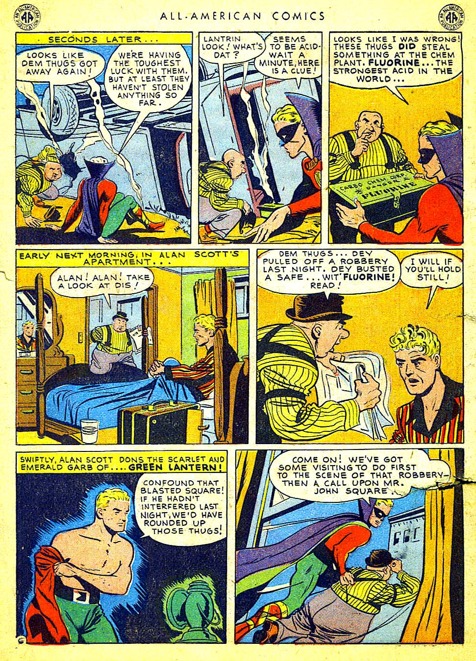 Read online All-American Comics (1939) comic -  Issue #65 - 8