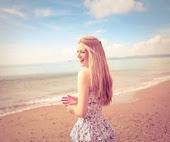 un día de playa
