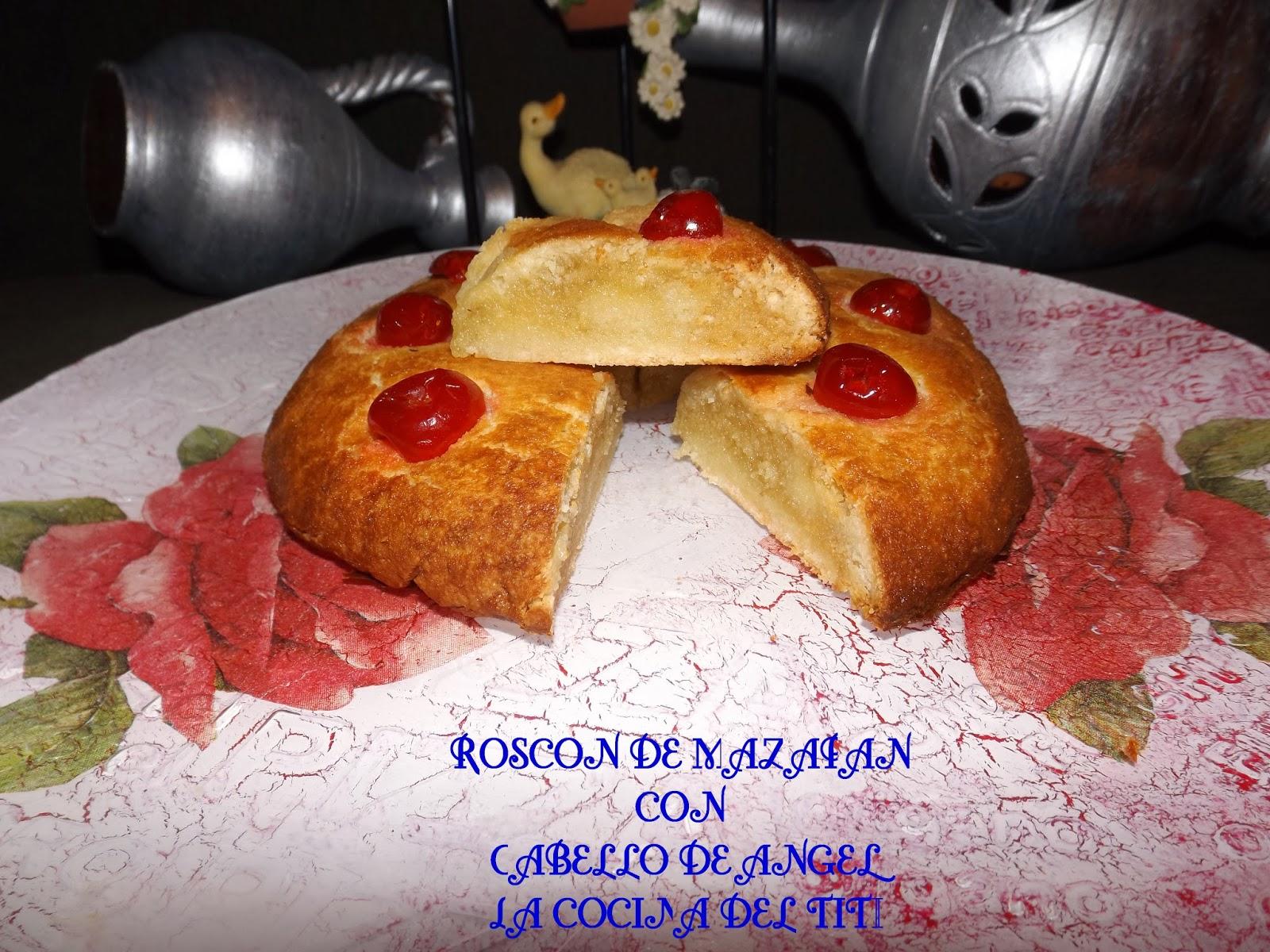Roscon de Mazap...