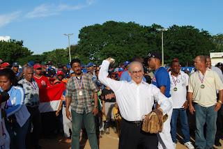 Con cientos de atletas dan inicio a torneo béisbol Club Deportivo Juan Carlos Ramos