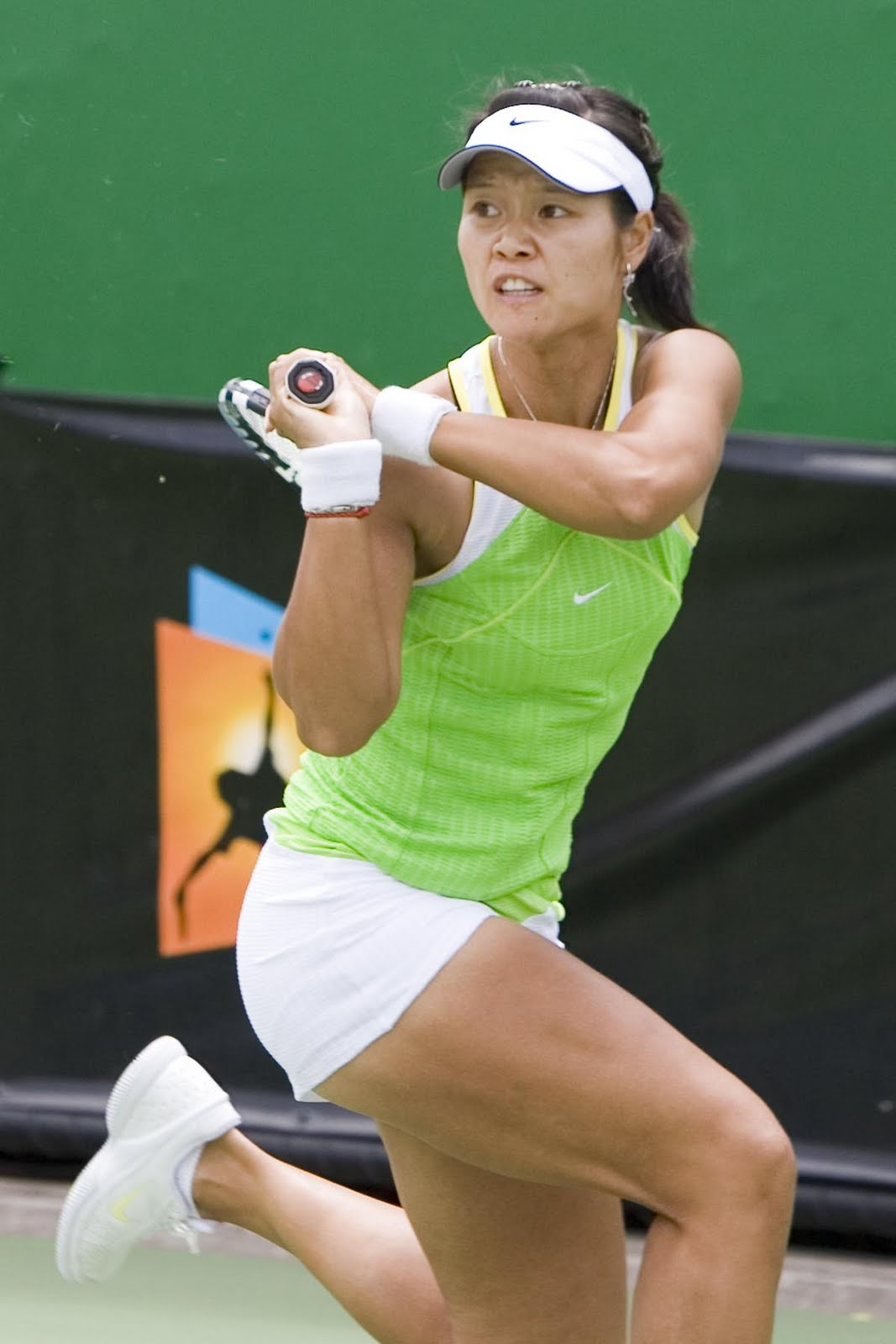 Are absolutely Li na tennis nude fucking can