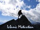 buatlah dirimu sampai ke puncak...