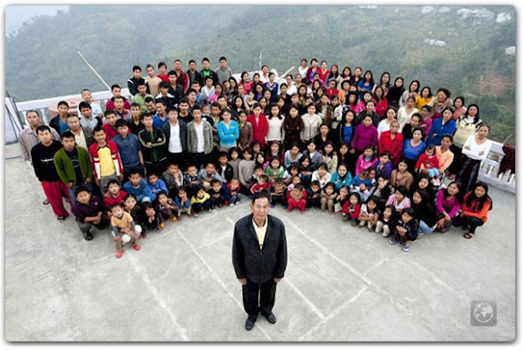 The Largest Family In The World