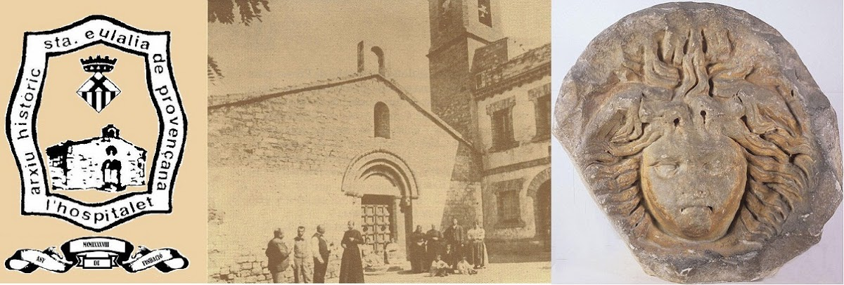 ARXIU HISTORIC SANTA EULALIA PROVENÇANA