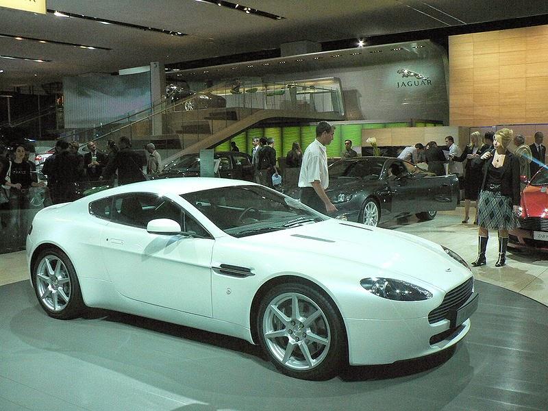 Marque de voiture - Aston Martin