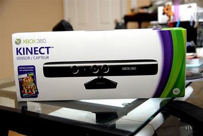 Kinect desde 100 euros