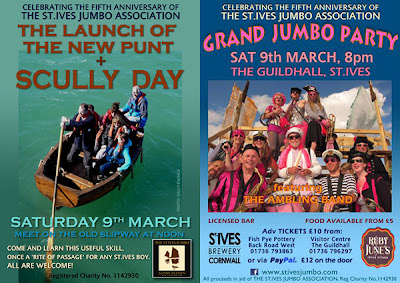 St Ives Jumbo Association - 5th Anniversary