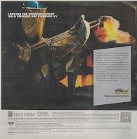 Ad of SPDR Gold Trust ETF (GLD)