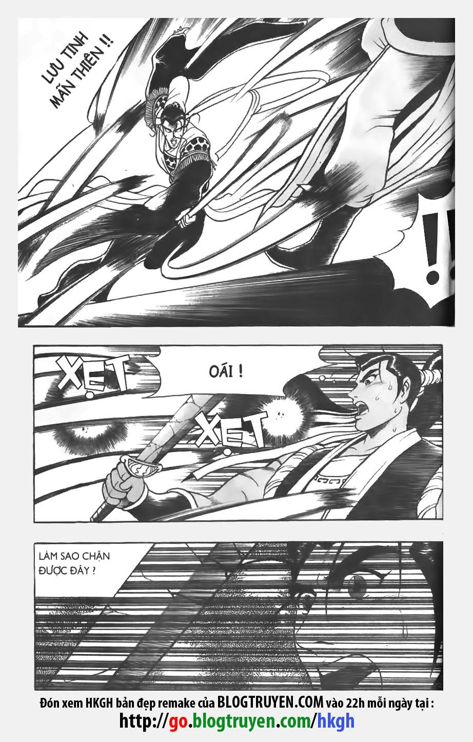 Hiệp Khách Giang Hồ chap 57 page 3 - IZTruyenTranh.com