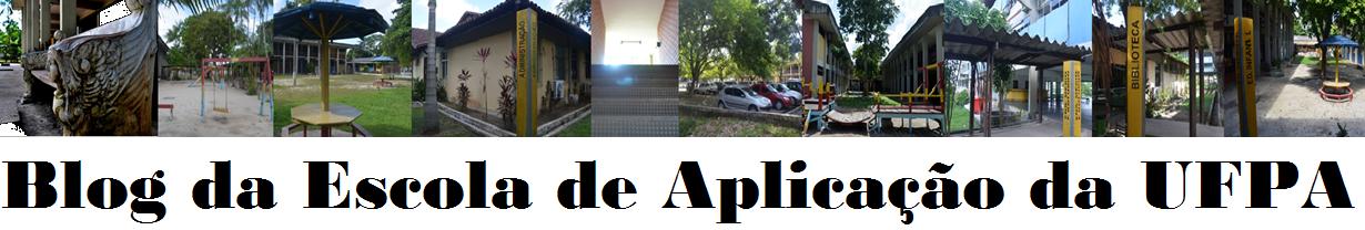 Blog da Escola de Aplicação da UFPA