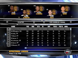 NBA 2k14 Custom Roster Update v4 : February 21st, 2015 - Trade Deadline - Lakers Roster (with injuries)