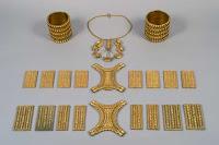 desde el 18 de enero de 2012, en el Museo Arqueológico, el Tesoro del Carambolo