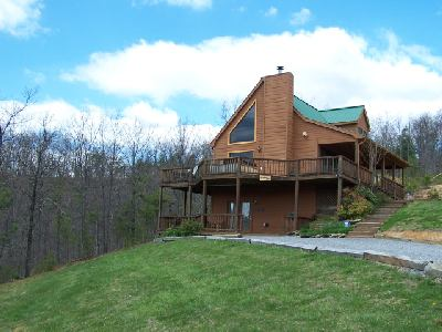 Last minute smoky mountain cabin specials vacation rental Smoky mountain nc cabin rentals