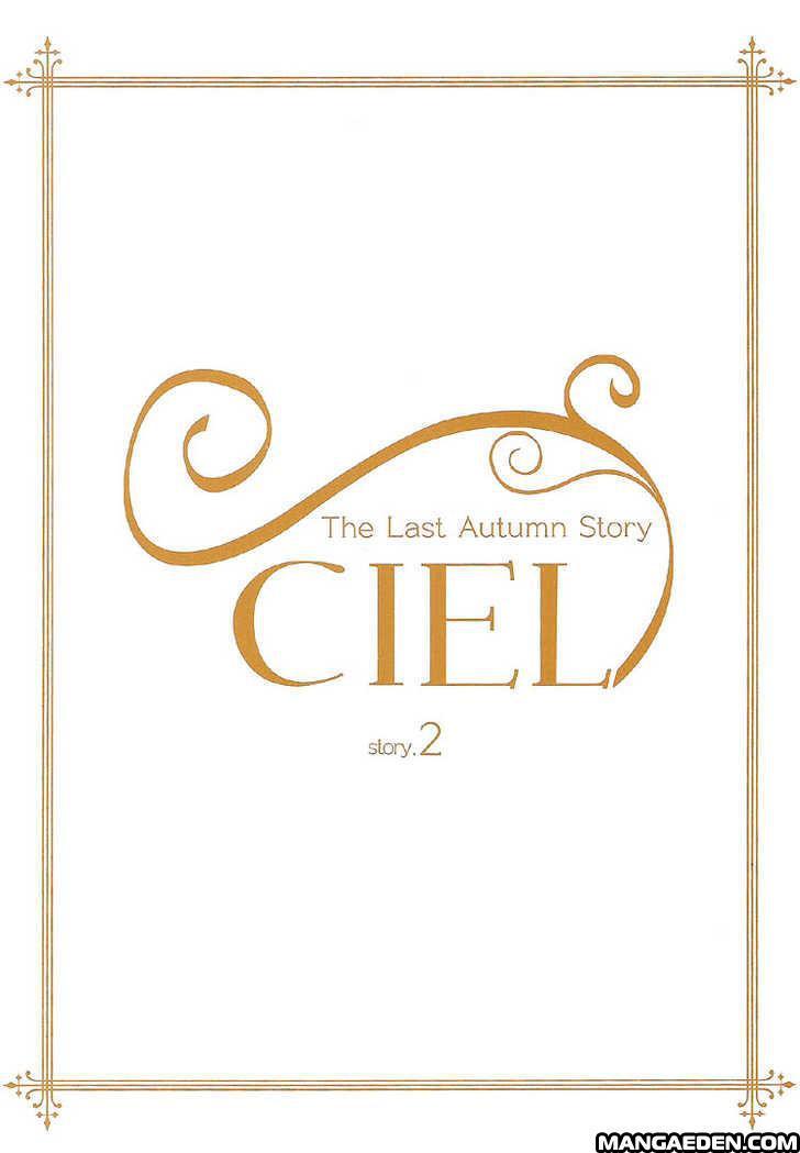 Ciel Chap 7 . Next Chap Chap 007