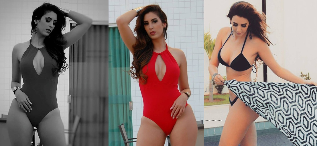 Estudante de Direito a modelo e Miss Taquaritinga do Norte 2016 esbanja charme e sensualidade em fo
