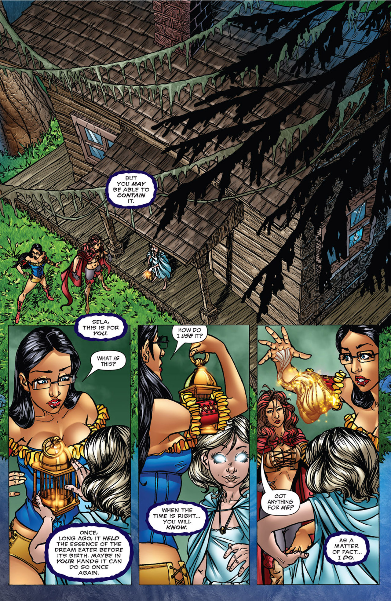Grimm Fairy Tales (2005) Issue #64 #67 - English 21