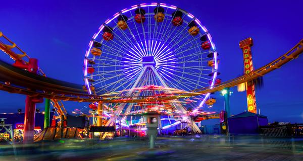 Ferris Wheel Pacific Park
