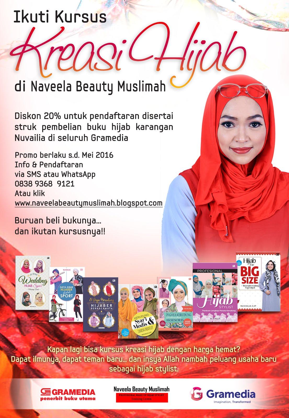 Promo Kursus Hijab