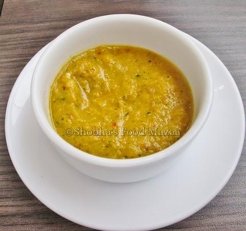 aji amarillo sauce / peruvian yellow chilli sauce