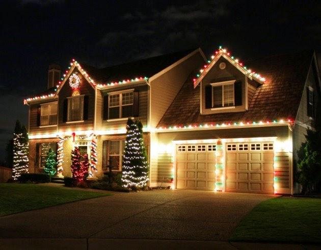 Outdoor Christmas Lighting Ideas