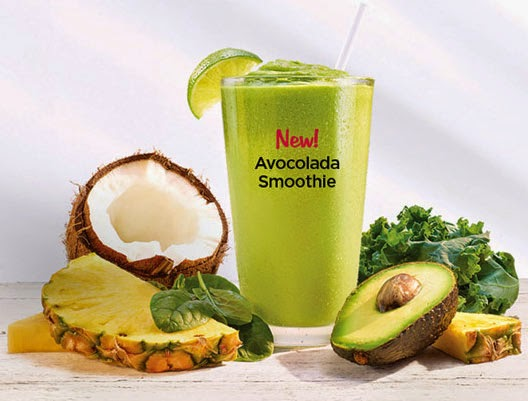 for the perfect complement to the artisan tacos tropical smoothie caf is also introducing a new smoothie that not only has incredible nutritional benefits - Tropical Cafe 2015