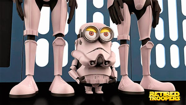 Minion Stormtrooper