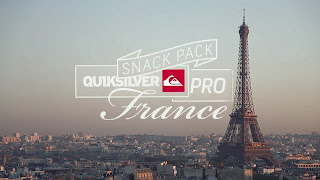 Snack Pack - Quiksilver Pro France 2011