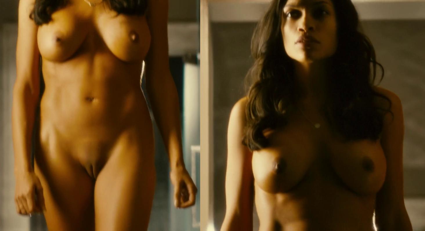 Nudez No Cinema Rosario Dawson Nua Em Transe Filmvz Portal