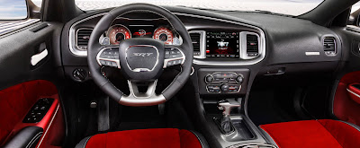 2015 Dodge Charger SRT Hellcat Interior