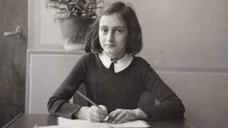 Se cumplen 70 años de la muerte de Ana Frank 1