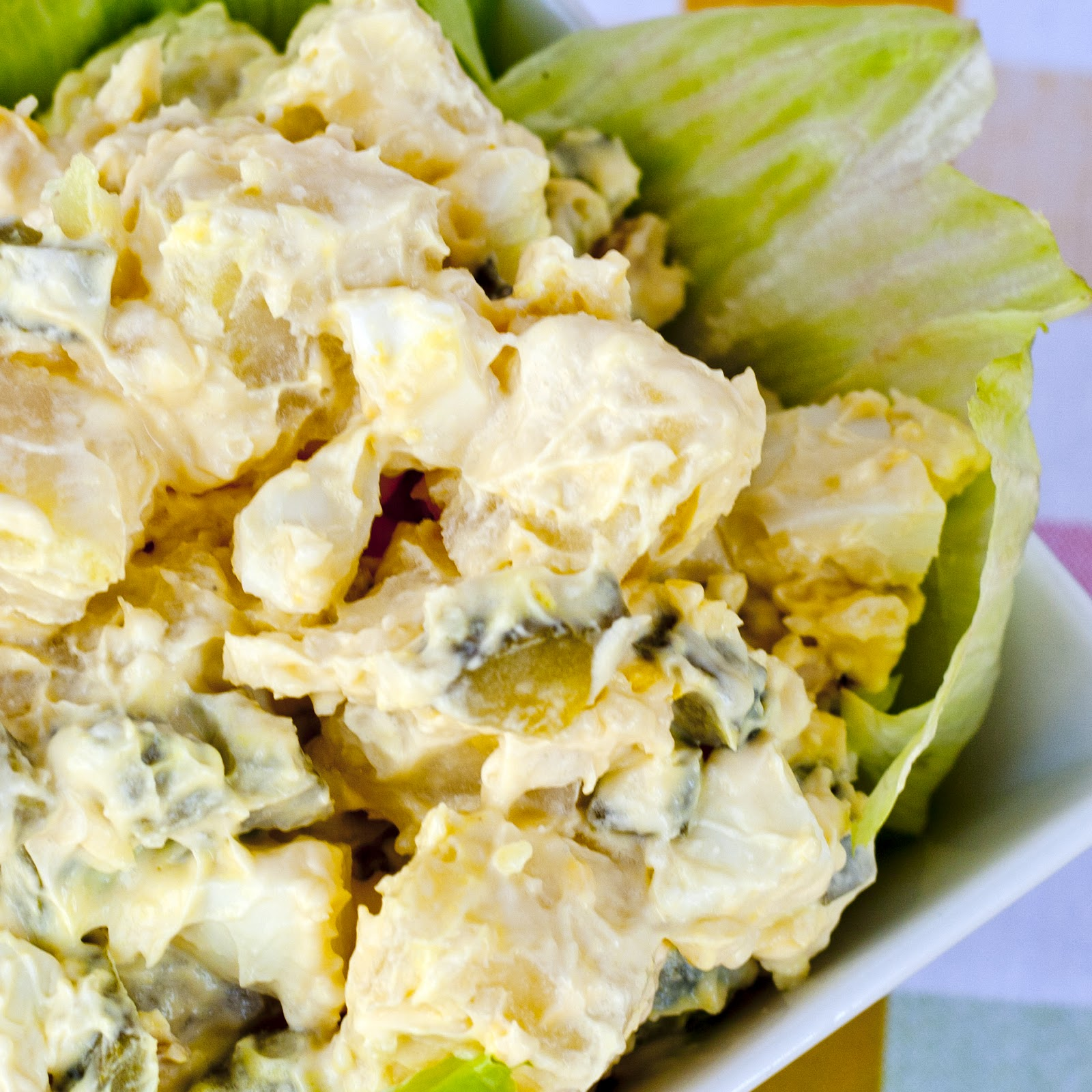 Classic Potato Salad Recipe Savory potato salad but if
