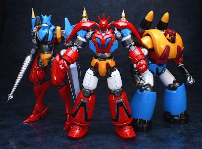 Artstorm Fewture Models Getter Robo Set