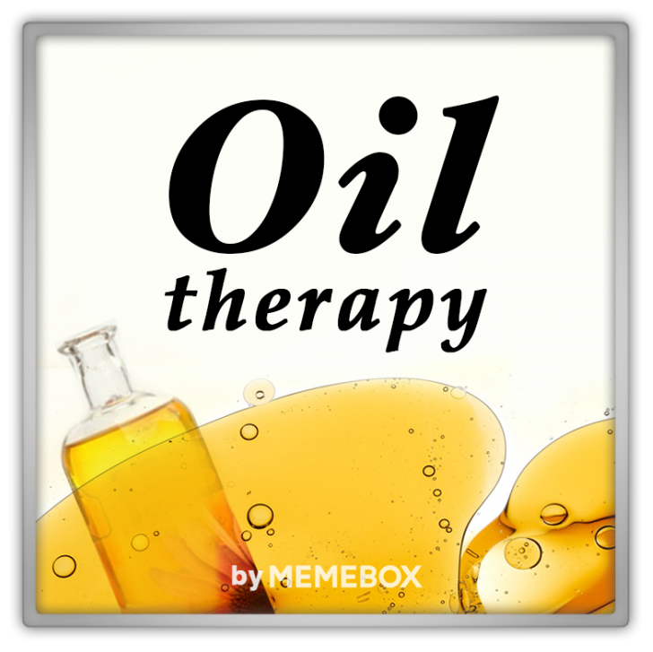 Memebox Special #60 Oil Therapy 미미박스 Commercial