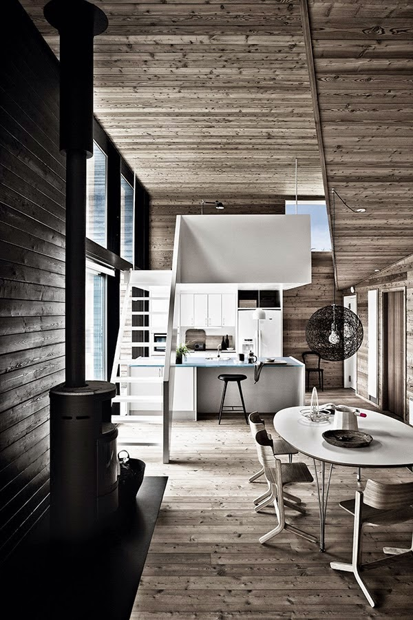 By LivingGap.com / Photos by Karsten Damstedt. Architect Kim Holst.