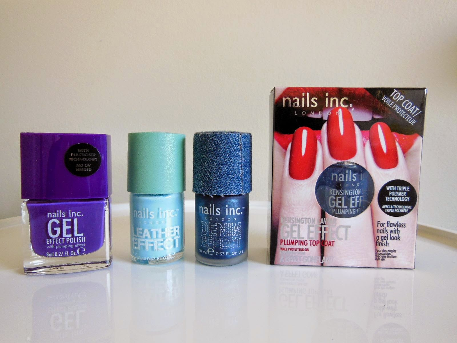 Luminesce Jeunessglobal: PRODUCT REVIEW & NOTD: NAILS INC LONDON