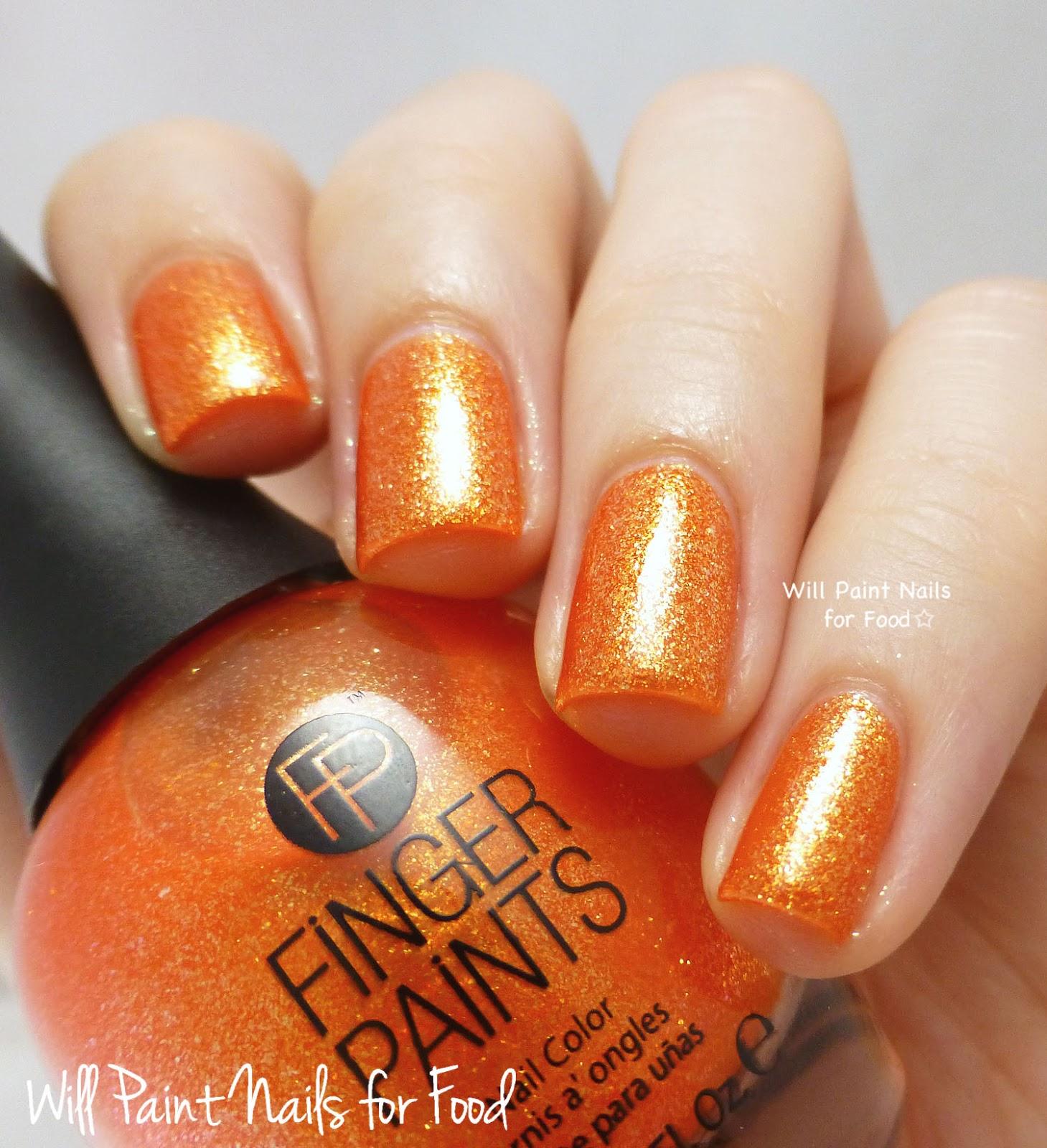 Finger Paints Aloha Lei