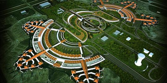 5 Rencana Dahlan Jadikan Bandara di Indonesia Berkelas Dunia