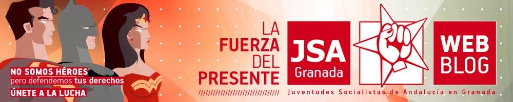 Juventudes Socialistas de Andalucía en Granada
