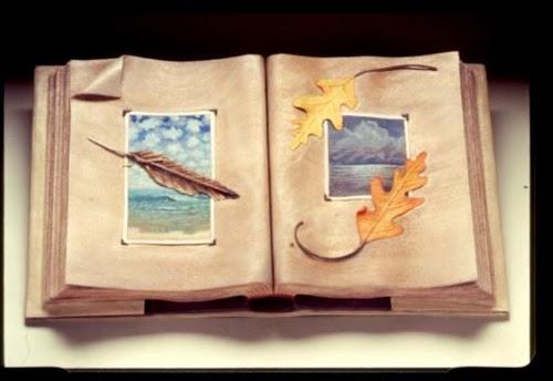 06-Scrap-Book-Hyper-Realistic-Wood-Sculptures-Artist-Randall-Rosenthal-www-designstack-co