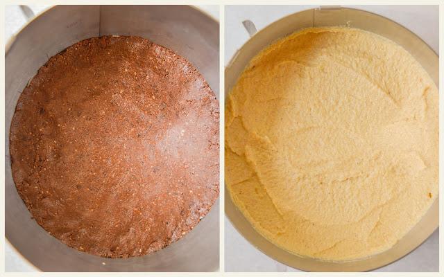 Pumpkin Cheesecake (VG)