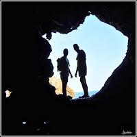 La Cova Tallada. Denia, Spain. Abuelohara