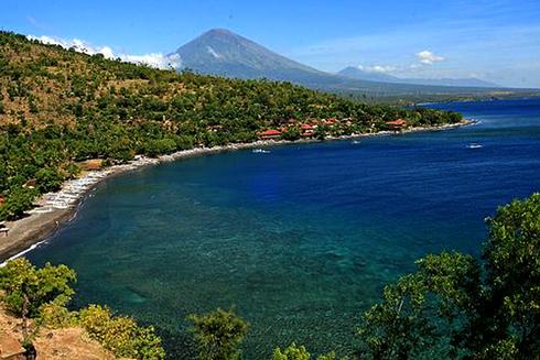 Amed Beach Bali