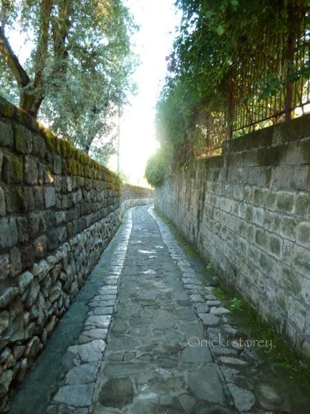 Figs & Lemons: A walk to the Bagni Della Regina Giovanna