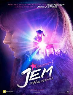 Jem y los hologramas 2015