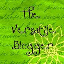 ":Distinción ""The versatile Blogger"":"