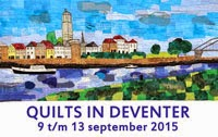 Quilts in Deventer