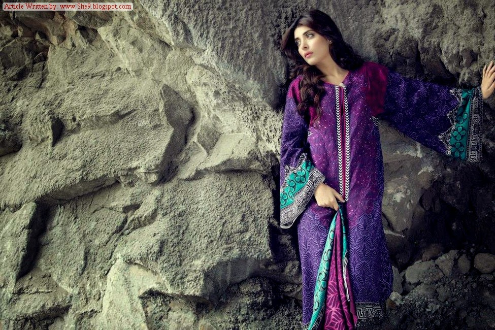 Luxury Linen Collection 2014 by Reshma Textiles
