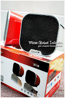 Multimedia USB Speaker